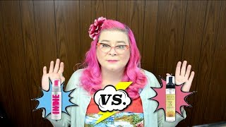 Setting Lotion SMACKDOWN!