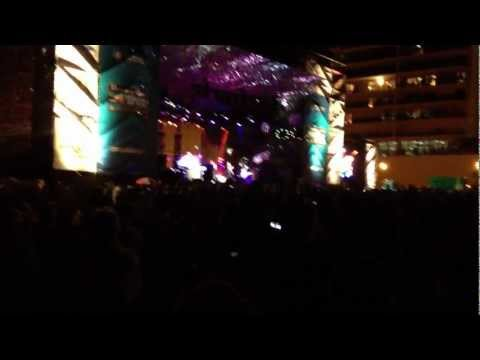 Train, Drops of Jupiter | 2012 Verizon American Music Festival