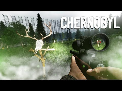 HUNTING IN CHERNOBYL!