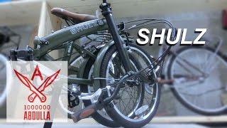 Складной велосипед Shulz
