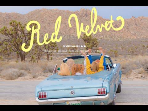 Red Velvet 레드벨벳 Ice Cream Cake (Male Ver.)