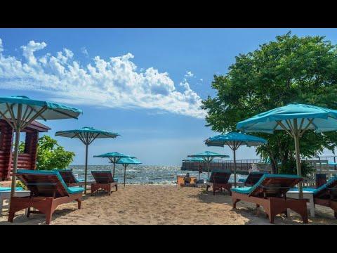 ОДЕССА море. Пляж ОТРАДА! Лето 2018