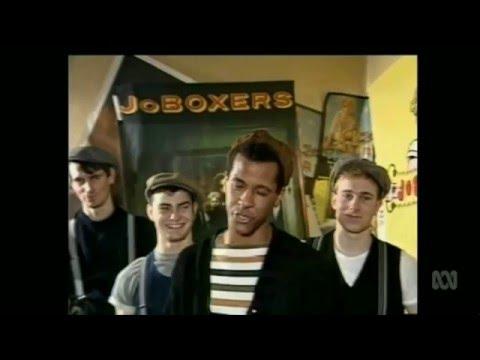 Countdown (Australia)- JoBoxers Ident- September 4, 1983