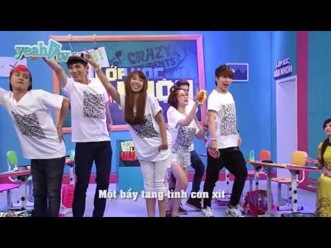 Lớp Học Vui Nhộn 33 | Hà Nội Phố | Phở Đặc Biệt, Khởi My, Hòa Minzy | Fullshow [Clip Hài Hước]: CLICK XEM MV Hot nhất hiện này: http://yeah1.net/hot SUBSCRIBE: http://bit.ly/PhoTeam PHỞ: http://www.facebook.com/PhoTeam 2! IDOL: http://www.facebook.com/2idolshow YEAH1 TV: http://www.facebook.com/Yeah1TV ĐỌC TIN TỨC MỚI: http://www.yeah1.com
