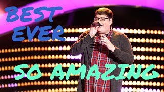 Jordan Smith - Chandelier, Full Blind Audition