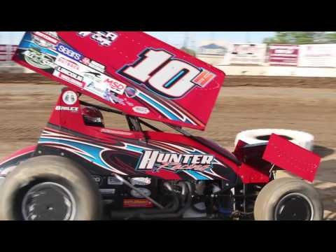 Fremont Speedway World of Outlaws 6-3-2016