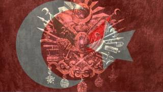 Devlet-i Aliyye-i Osmâniyye, Ottoman Empire tribute flag & anthem