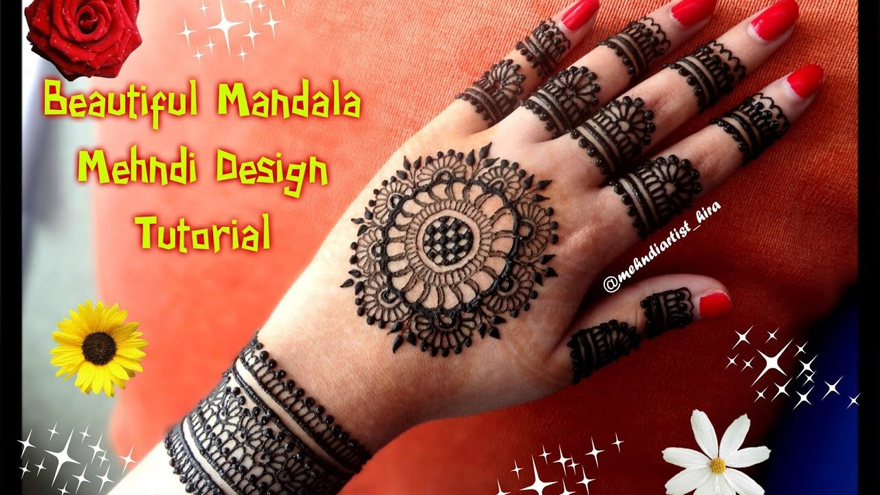 Diy henna designs how to apply easy simple new mandala mehndi diy henna designs how to apply easy simple new mandala mehndi designs for hands tutorial for eid solutioingenieria Image collections