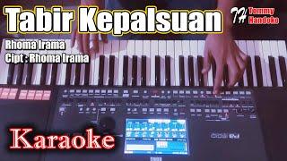 TABIR KEPALSUAN - Rhoma Irama - Karaoke Dangdut Korg Pa600