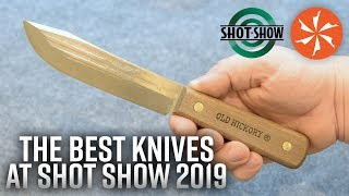 Best New Knives of SHOT Show 2019