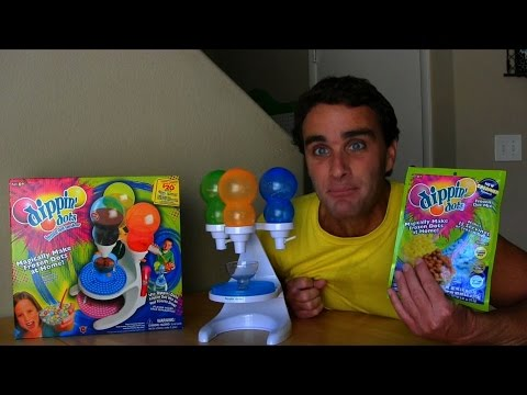 Dippin Dots Frozen Dot Maker Unboxing! || Toy Reviews || Konas2002