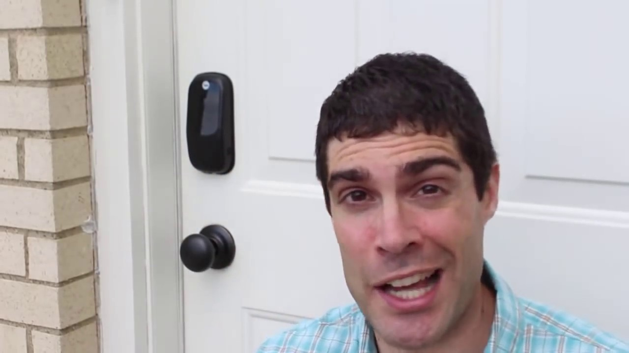 Install The Yale Digital Door Lock Installation Youtube Picking Diagram
