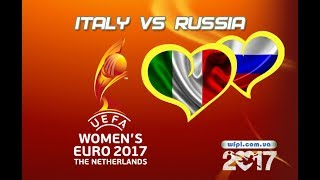 Pets from Ukraine predict women's Euro. Italy vs Russia #3
