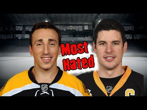 NHL/Top Five Most Hated NHL Players