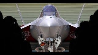 国内組み立てのF35A戦闘機を公開 thumbnail