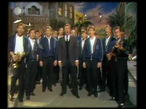 DFB Elf 1986 und Peter Alexander - Mexico Miamore