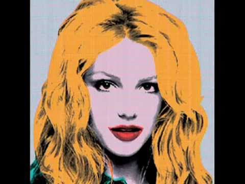 Top Andy Warhol-style portraits of Britney Spears, Marilyn Monroe  KF54