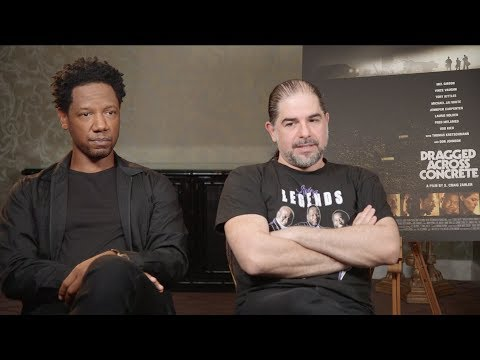 EXCLUSIVE Interview: S. Craig Zahler + Tory Kittles | Dragged Across Concrete (The Fan Carpet)