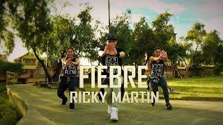 Fiebre - Ricky Martin - Zumba - Flow Dance Fitness