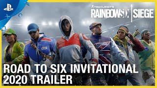 Rainbow Six Siege: Road to Six Invitational 2020 Trailer | PS4