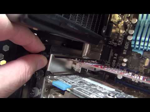 TBS 6205 DVB-T2 Quad tuner PCIe card, unbox, install and review