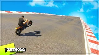 1000MPH RAMP TO THE FLOOR! (GTA 5)