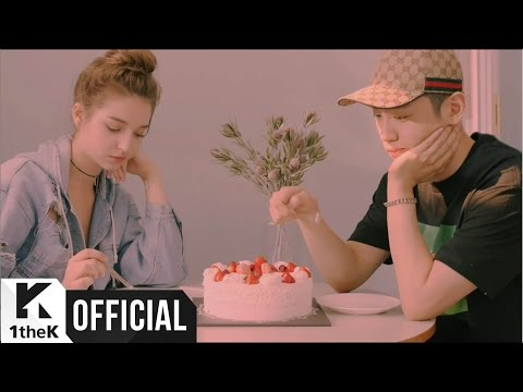 [MV] HANHAE(한해) _ EYESCREAM(여름, 아이스크림) (feat.Jeong Eun Ji(정은지))