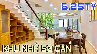 Bán nhà Gò Vấp (37) NHÀ GIÁ RẺ khu đồng bộ 50 căn cao cấp thiết kế 3.5 lầu đẹp sang trọng 4.2 x 15m