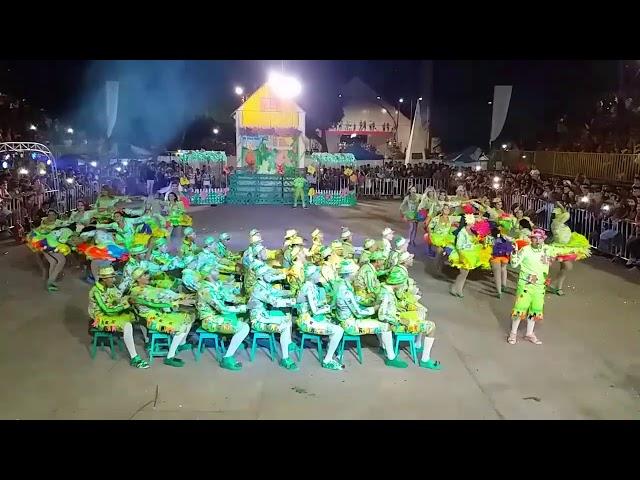 Quadrilha Humorística Bofes e Babados - Campeã do 44º Festival Folclórico de Santarém