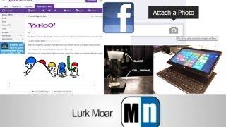 Lurk Moar 21 06 13 - Yahoo! recicla, Doodle Verano, Fotocomentarios, Adicción Smartphone y más.
