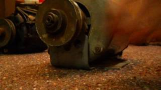 how to change rotation on a dayton 115/230 volt motor