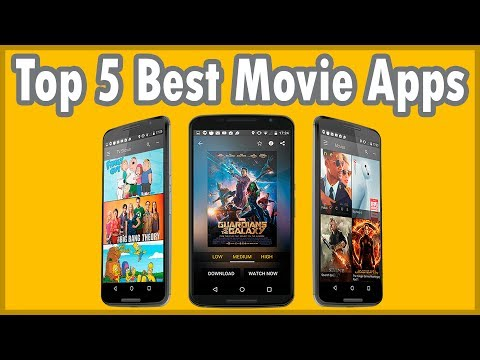 Top 5 Best FREE Movie Apps in 2017 To Watch Movies Online for Android