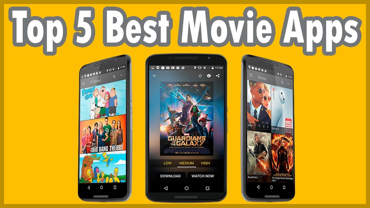 movie download app for android mobile