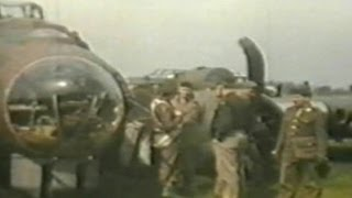 THE DOC FURNISS WAR FILM OF THE 92ND BOMB GROUP BASED AT PODINGTON UK.