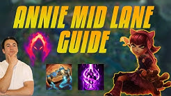 ANNIE MID Guide - How To Carry With Annie Step by Step - Detailed Guide