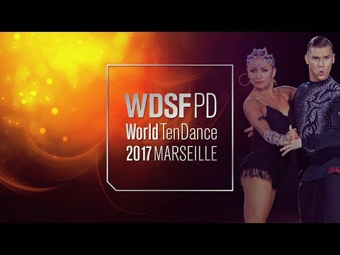 2017 PD WCH 10Dance | The Final Reel Latin | DanceSport Total