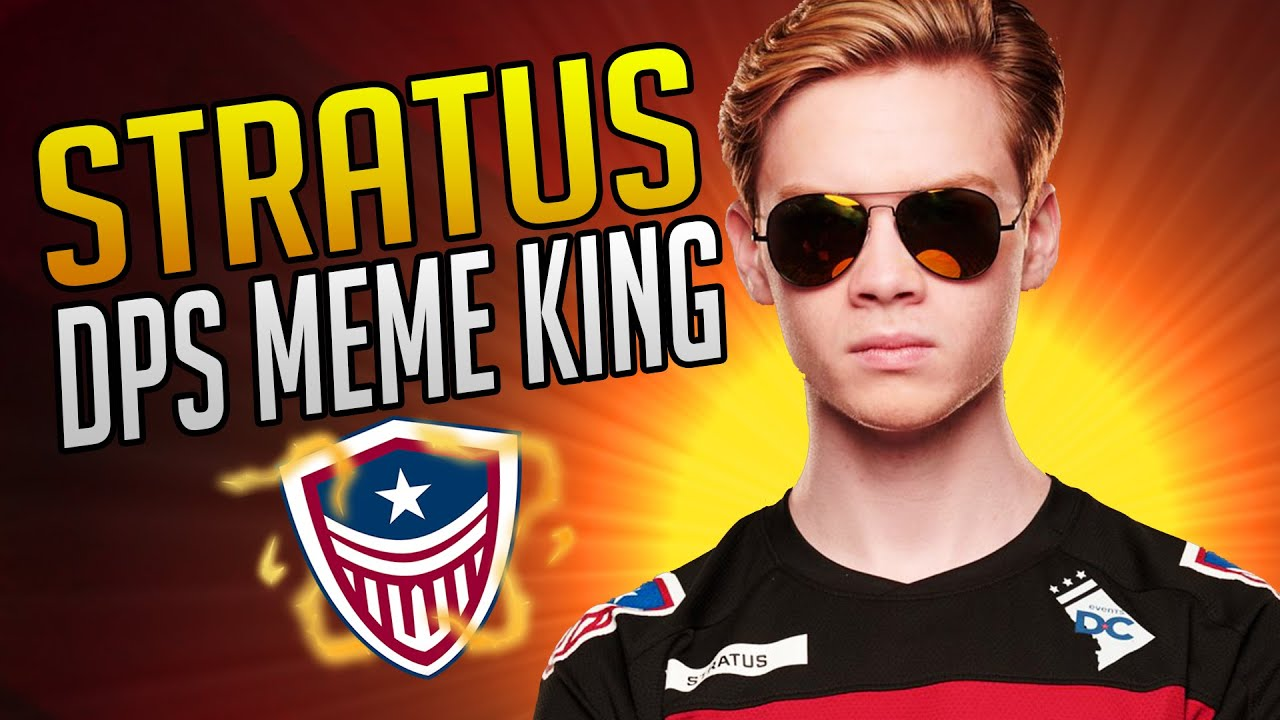 Download BEST OF STRATUS - DPS MEME GOD | Overwatch Stratus Montage & Esports Facts