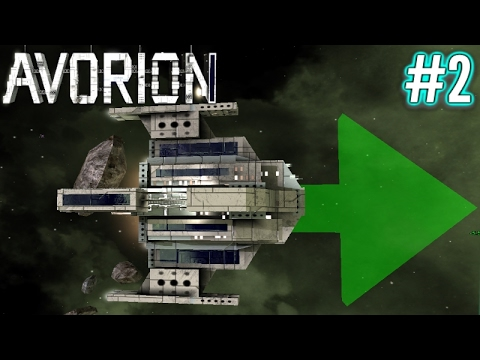 Avorion | Delivery Boy Lathrix | Part 2 | Avorion Gameplay