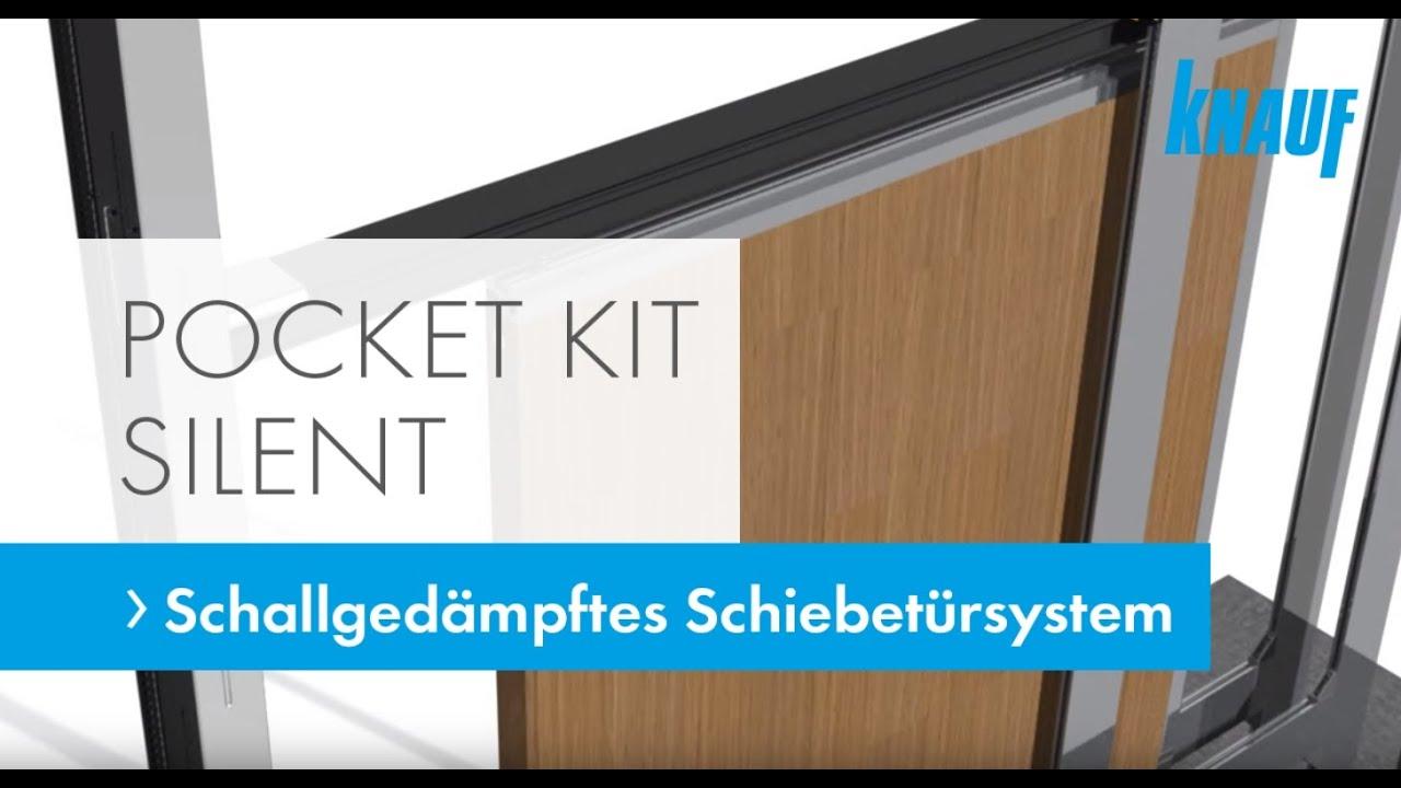 Knauf Pocket Kit Silent Youtube