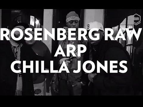 Rosenberg Raw, ARP & Chilla Jones Recap KOTD
