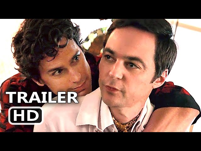THE BOYS IN THE BAND Trailer (2020) Jim Parsons, Zachary Quinto, Matt Bomer Movie
