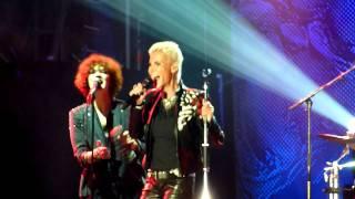 Björk - 'Notget' live in Berlin Zitadelle-Spandau 02.08.2015
