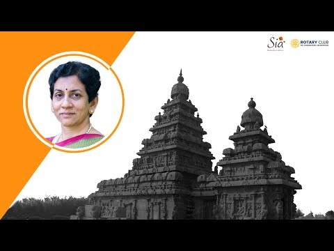 Dr. Chitra Madhavan on STONE INSCRIPTIONS AND COPPER PLATES OF THE PALLAVAS