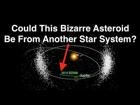 Why Some Astronomers Think There's An Interstellar Asteroid Near Jupiter