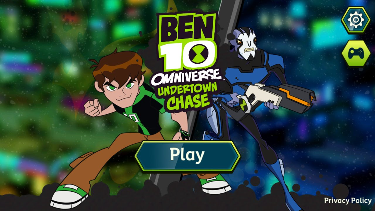Be ben 10 games coloring game online - Undertown Chase Ben 10 Omniverse Running Game Best App For Kids Iphone Ipad Ipod Touch Youtube
