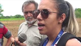 Davi Girão diretor da Betânia indica a importância de Campo em Iguatu na fazendo Cruiri