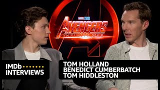 'Infinity War' Cast Shares Favorite 'Avengers' Scenes