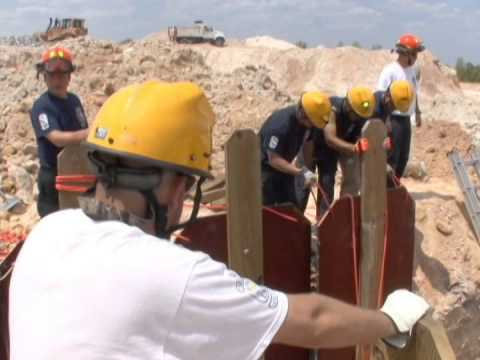 Training for Trench Collapse
