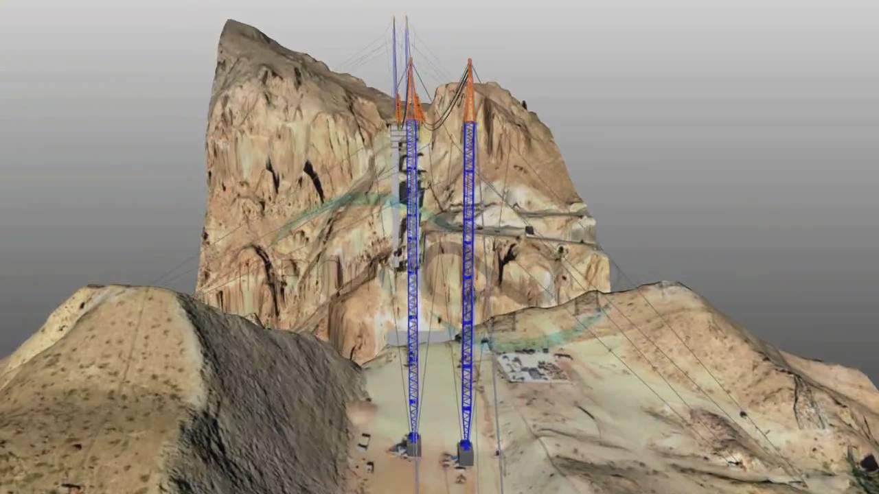 Hoover Dam Bridge Collapse