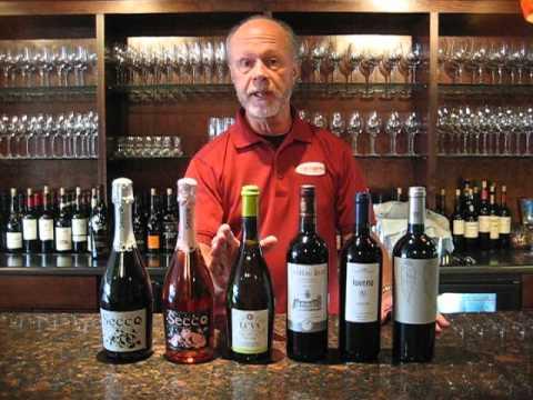August 2012 - 6 for $60 Wine Description